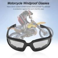 kacamata Biker Rider UV400 antidust sunglasses