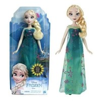 MAINAN BARBIE DOLL MOVIE DISNEY FROZEN ELSA  ORIGINAL HASBRO
