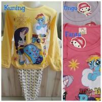 Jual Baju Tidur Anak/Piyama Anak/Baju Tidur Little Pony Murah