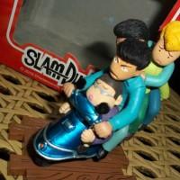 mainan action figure slam dunk chaoer comic