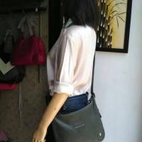 Tas Longchamp Quadri Khaki Vil