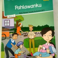 Buku Tematik Terpadu kurtilas revisi 2017 Kls 4 SD Tema 5 Pahlawanku