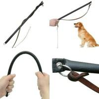 Tongkat Cambuk Alat Latih Anjing Dog Training Whip