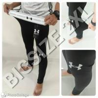 Celana Legging Manset UA Bigsize 2XL