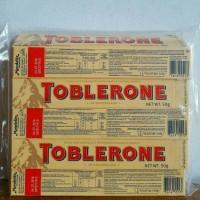 Toblerone Coklat