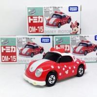 Jual Tomica Disney Motors DM-15 POPPINS Minnie Mouse Diecast Car Toy Murah Murah