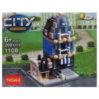 L6062 Lego Decool 1108 City Market Street KODE PL6062