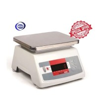 OHAUS V11PW30 benchtop scale waterproof cap. 30kg/1 gr