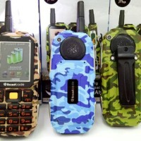BRANDCODE B81 ARMY ARMI HP LORENG DORENG 10.000mAH