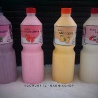 Jual Yoghurt 1 liter Murah