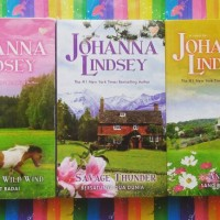 Wyoming Series by Johanna Lindsey