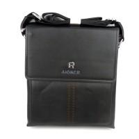 Tas Pria Slimbag Bodybag Import Branded - AIGNER JGST BLACK