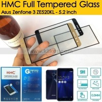 HMC Full Tempered Glass Asus Zenfone 3 ZE520KL - 5.2 inch