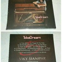 CD Viky Sianipar tobadream 5 original