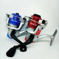 Reel Pancing AEON AIWA 750 Spool Besi Aluminium 6 Bearing