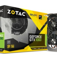 VGA ZOTAC GeForce GTX 1060 3GB AMP Edition