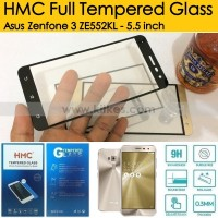 HMC Full Tempered Glass Asus Zenfone 3 ZE552KL - 5.5 inch