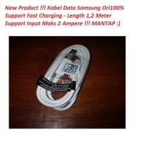 Jual Kabel Cable Data Samsung Fast Charging Original 100% - 1.2 Meter Murah