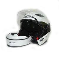 Helm Zeus 611C Putih