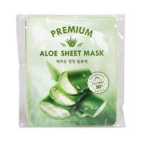 Jual MISSHA Premium Aloe Sheet Mask Sheet (1 pcs) Murah