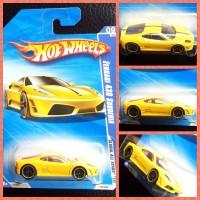 Hot Wheels Ferrari 430 Scuderia AKTA