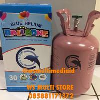 harga Tabung Gas Helium Balon Size S - 6.8l - 6.8 L Tokopedia.com