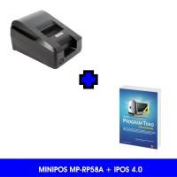 Paket Komputer Kasir Toko Murah 01| Software | Printer Kasir
