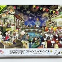Jigsaw Puzzle Epoch : Snoopy fireworks show - 1000 pieces