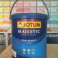 cat tembok jotun Majestic True Beauty Sheen 2.5L