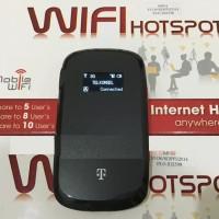 Modem MiFi Hotspot ZTE MF61 (21Mbps)