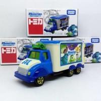 Jual Tomica Disney Pixar Motors Monster University Jolly Float Diecas Murah