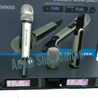Jual Mic wireless Sennheiser SKM 9000 champagne Murah