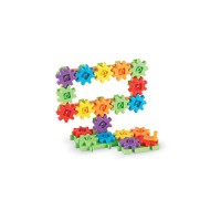 Learning Resources Gears 60-Piece Starter Set LER-9148 Mainan Brick