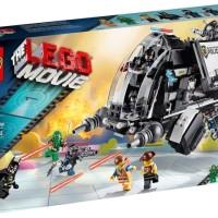 LEGO THE MOVIE 70815 : Super Secret Police Dropship