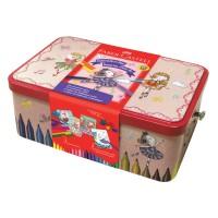 Jual Faber-Castell Connector Pen Ballerina Music Box Murah
