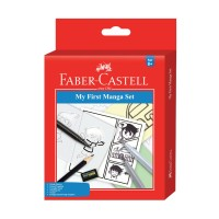 Faber-Castell My First Manga Set