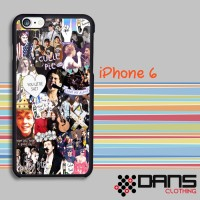 iPhone Case - iPhone 6 5 second summer collage Cover