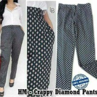 Promo Baju Murah HnM Crappy Diamond Pants Branded Ori