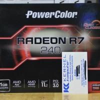 PowerColor VGA Card Radeon R7 240 1GB GDDR5 - AXR7 240 1GBD5-HV3E/OC