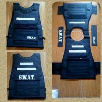 Rompi Swat/police pelindung badan anti angin