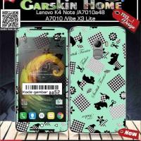 Garskin premium Lenovo K4 Note A7010a48 A7010 Vibe X3 Lite custom