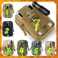 Tas HP Outdoor, Military Molle Belt Phone Bag