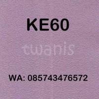 KERTAS FANCY / EKSKLUSIF WARNA UNGU KODE KE60