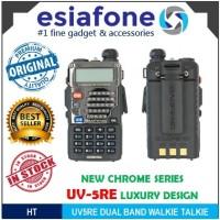 BAOFENG BF UV5RE Walkie Talkie Dual Band 128CH / HT UV5R E Original