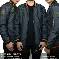 Best Quality  Jaket Bomber Pria X-Urband Absolute