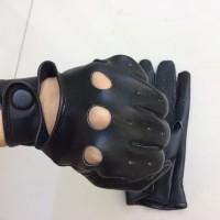 Sarung tangan kulit Vintage C02aj
