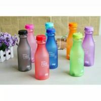 Jual Botol minum BPA Free soda bottle Doff Anti Tumpah Murah