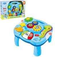 Mainan Anak 1088 MUSICAL LEARNING TABLE MUSIC MAINAN BAYI EDU TOYS