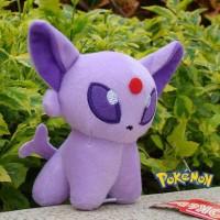 196 - Boneka Esepeon Boneka Eevee 12cm Boneka Pokemon