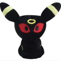 197 - Boneka Umbreon Boneka Eevee 12,5cm Boneka Pokemon